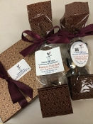 Homegrown Mint Bark gift bag