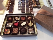 Chef's choice 12 piece assorted handcrafted Belgian Chocolates