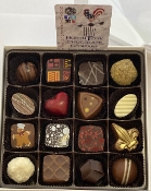 Artisanal Chocolate, 18 Assortment