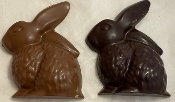 Bunny Small Solid Chocolate Bunny