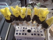 Bunny Peep Chocolate Pop