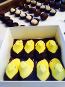 Peeps, Chocolate Dipped