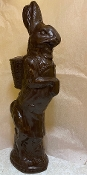 Bunny 2 FT Tall Hollow Chocolate Bunny